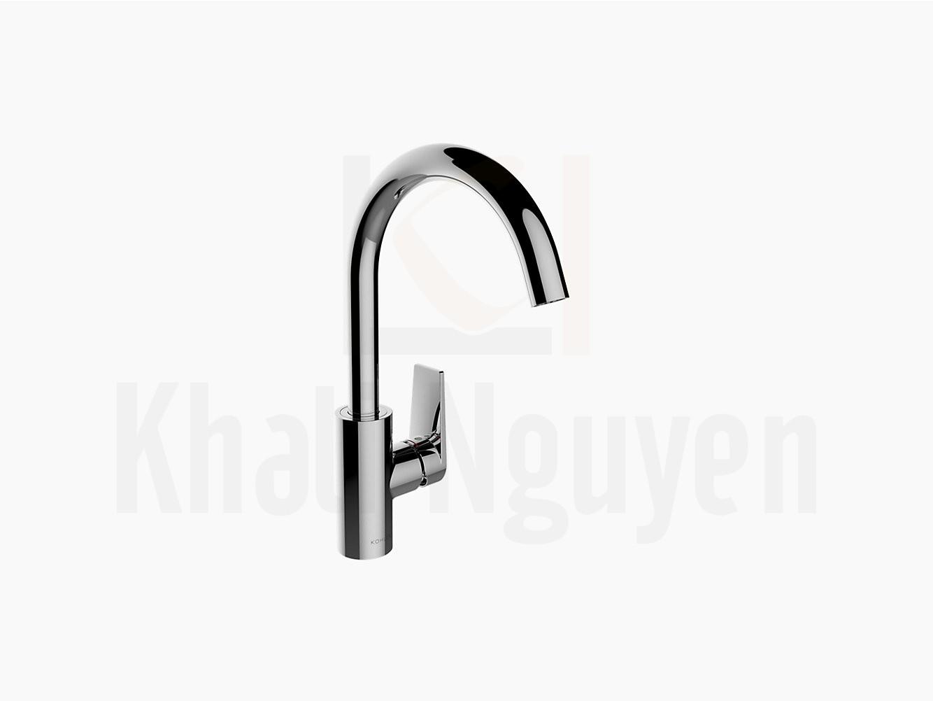 Vòi bếp Kohler K-74053T-4-CP