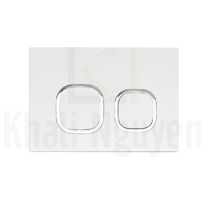 Nút nhấn bằng kính Korest BKR9850WPK