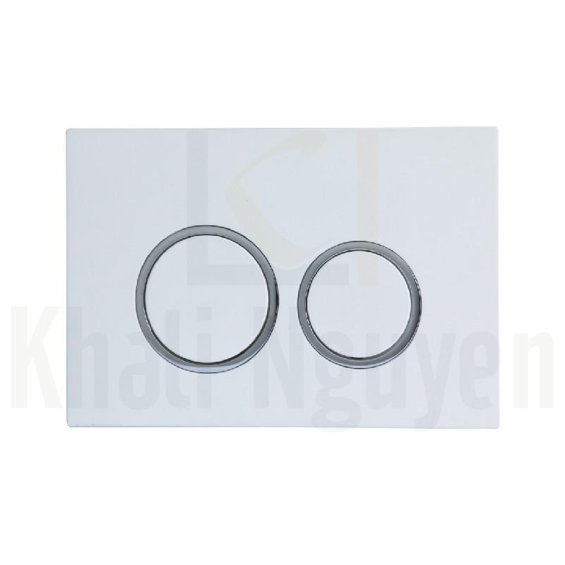 Nút nhấn bằng nhựa ABS Korest BKR9851WPK