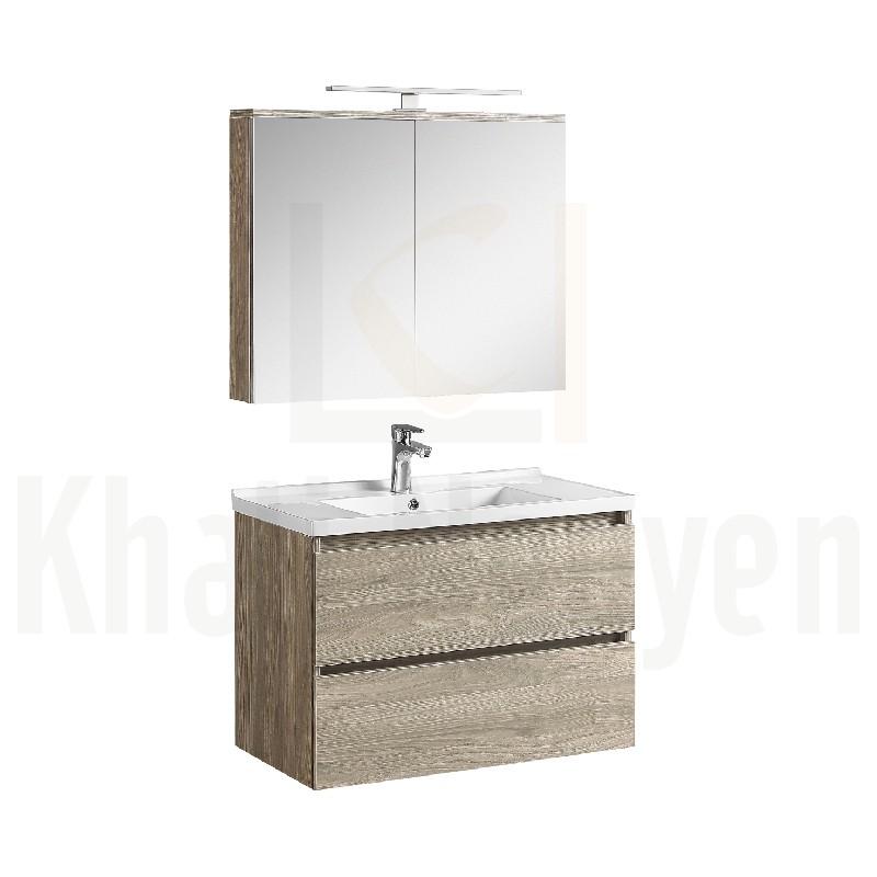 Bộ tủ chậu lavabo Korest CKR-PS-800