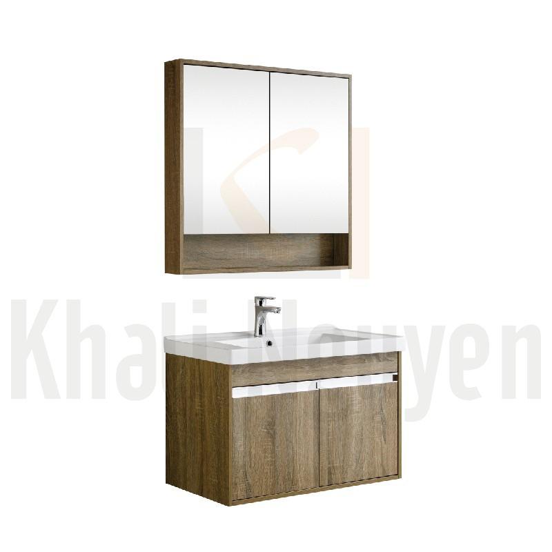 Bộ tủ chậu lavabo Korest CKR-QW-80