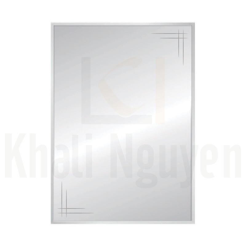Gương Phôi Bỉ 8 Lớp Korest GKR6080