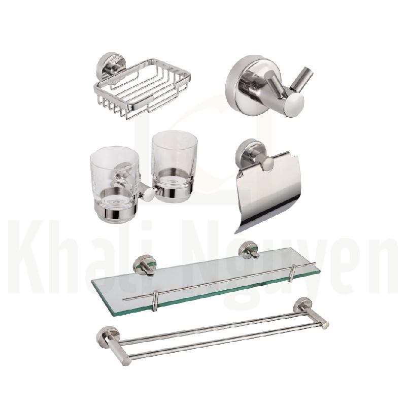 Bộ phụ kiện nhà tắm Korest KR-PK1