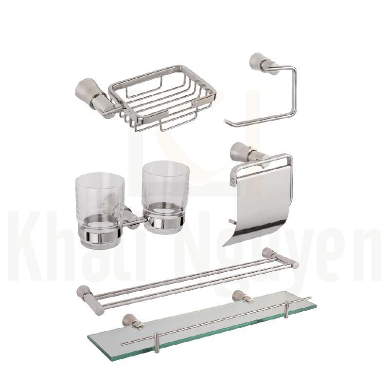 Bộ phụ kiện nhà tắm korest KR-PK2