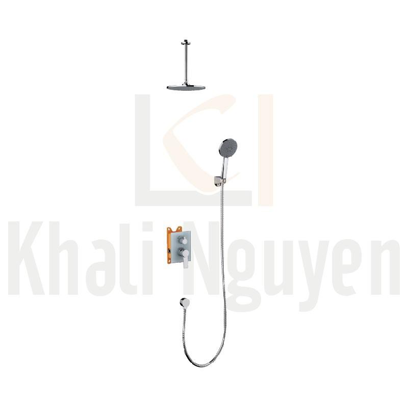 Bộ sen tắm âm tường Korest K1904