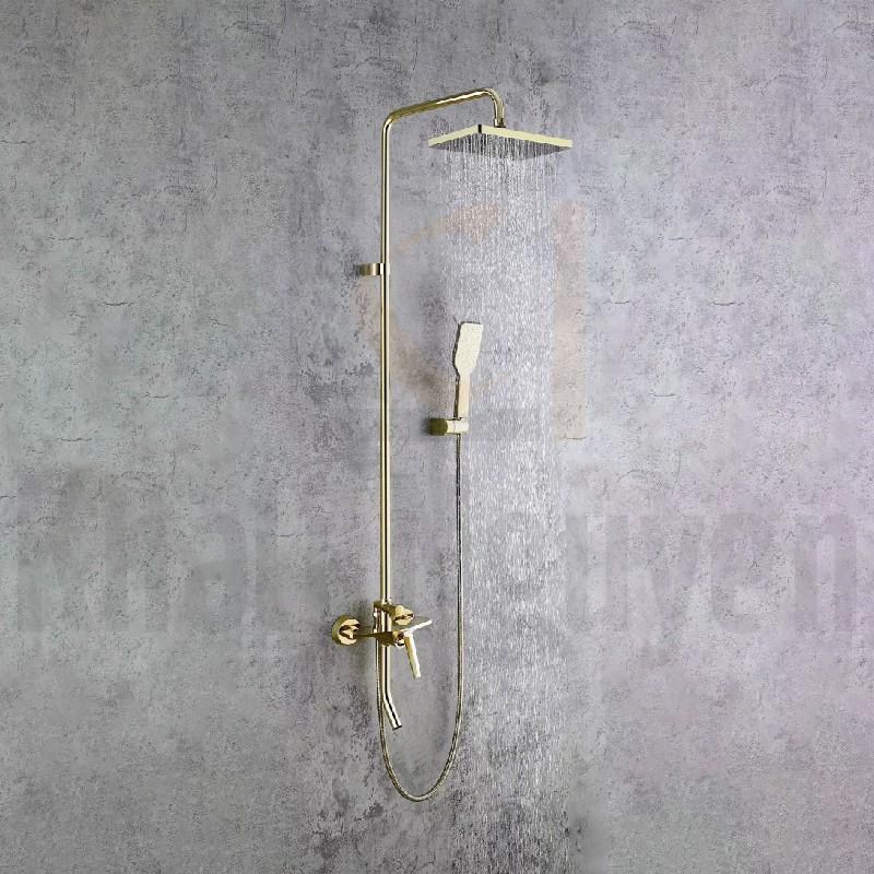 Bộ sen cây mạ vàng Korest K1003A