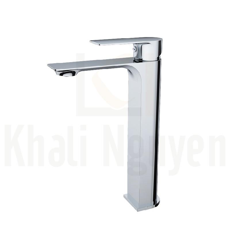 Vòi chậu rửa mặt cao cấp Korest K2114