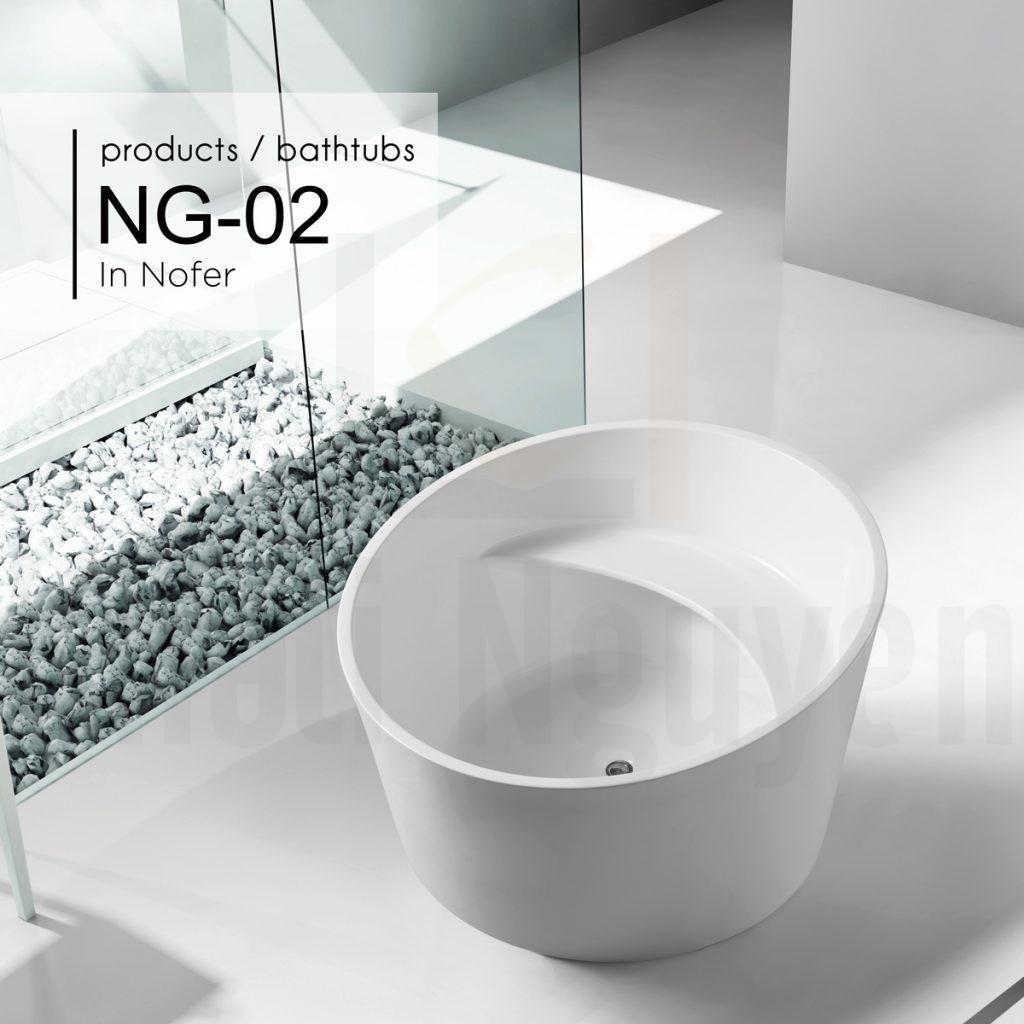 BỒN TẮM NG-02