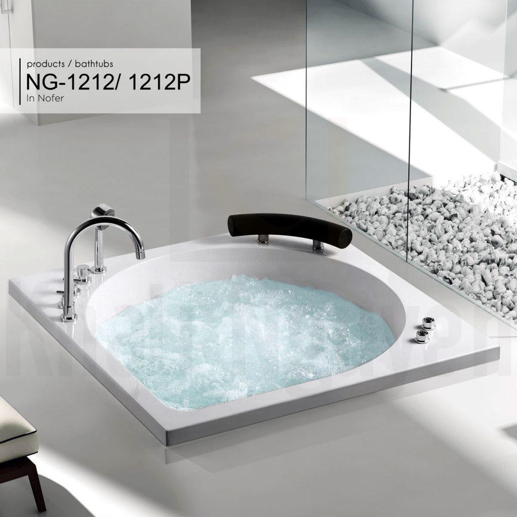Bồn tắm massage NG-1212/ 1212P