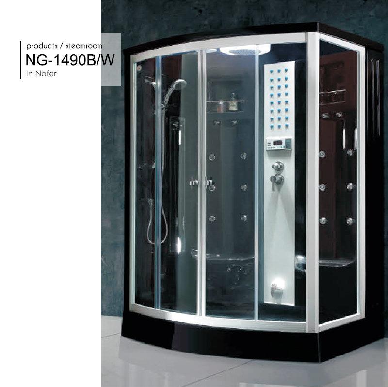 PHÒNG XÔNG HƠI NG-1490 W/B