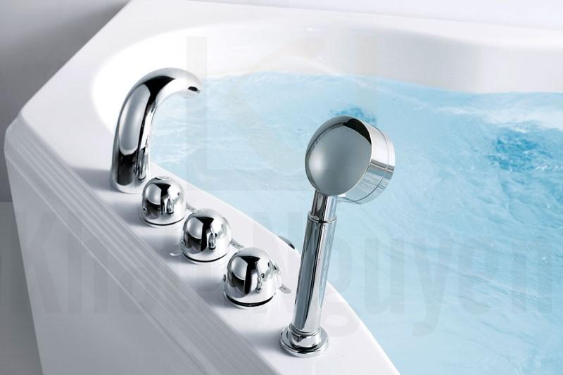 Vòi cấp nước, sen tay và các van điều chỉnh NG-1515D/ 1515DP