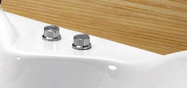 Hệ thống các chức năng của bồn tắm massage NG-1515D/ 1515DP