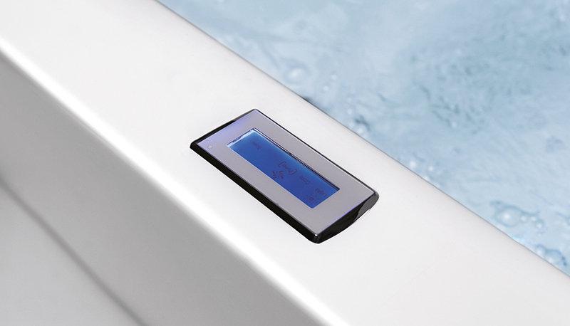 Bảng điều khiển hiện đại bồn tắm massage NG-1616D