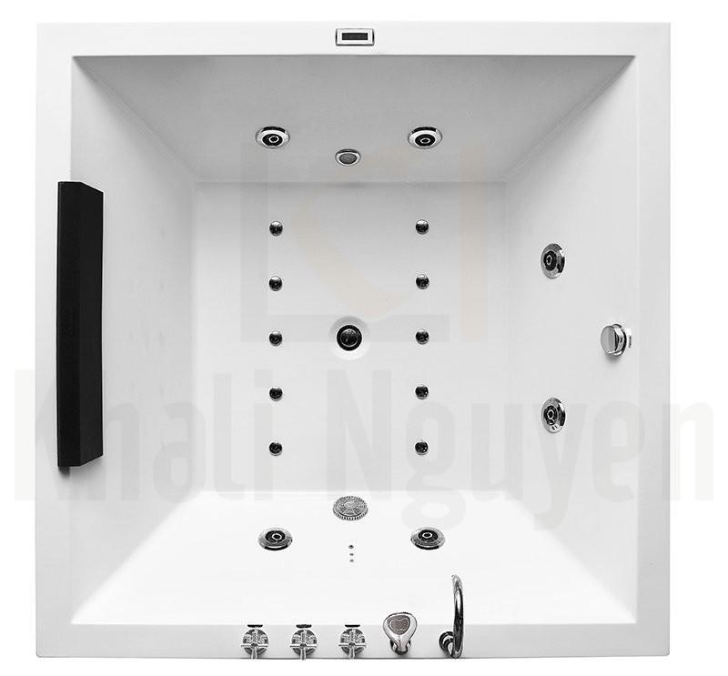 Lòng bồn tắm massage NG-1616D