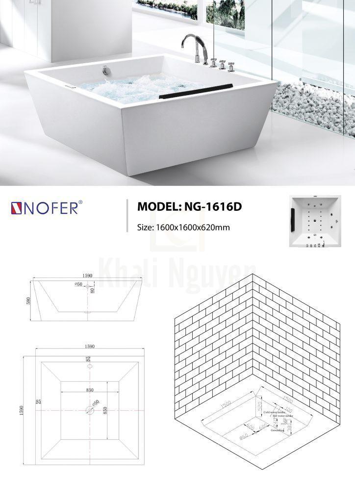 Bản vẽ sơ đồ kỹ thuật NG-1616D