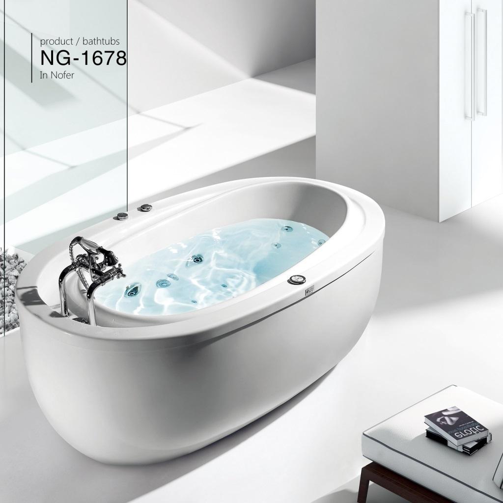 Bồn tắm massage NG-1678DP/NG-1678D