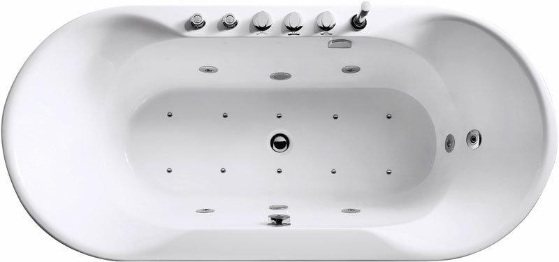 Lòng bồn tắm NG-1707D/ 1707DP