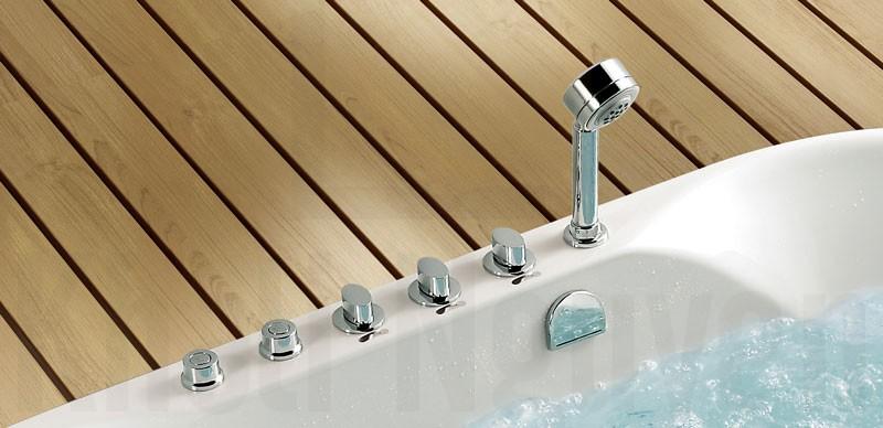 Sen tay, vòi cấp nước và các van điều chỉnh của NG-1707/1707DP