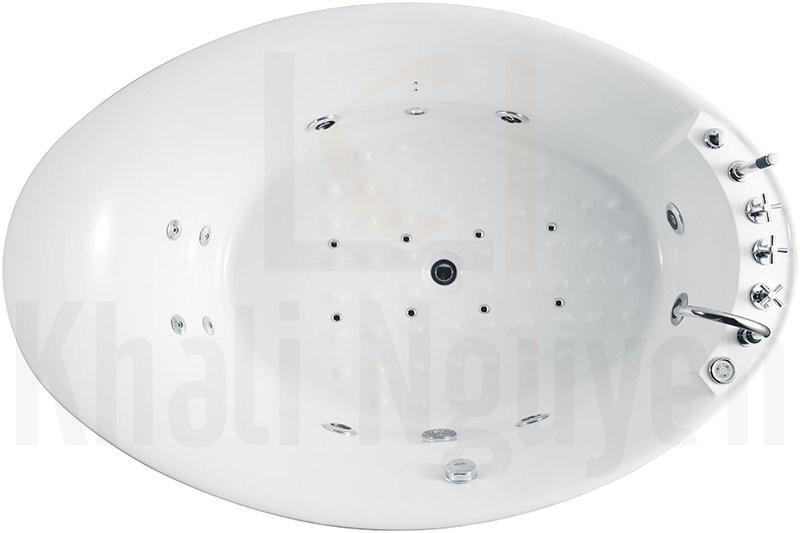 Lòng bồn tắm massage NG-1710D/1710DP