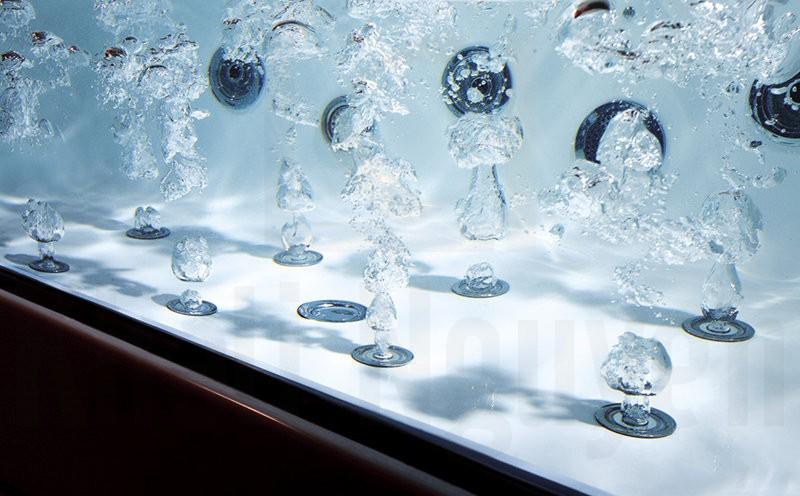 Hệ thống sủi bọt bong bóng bồn tắm massage NG-1777D