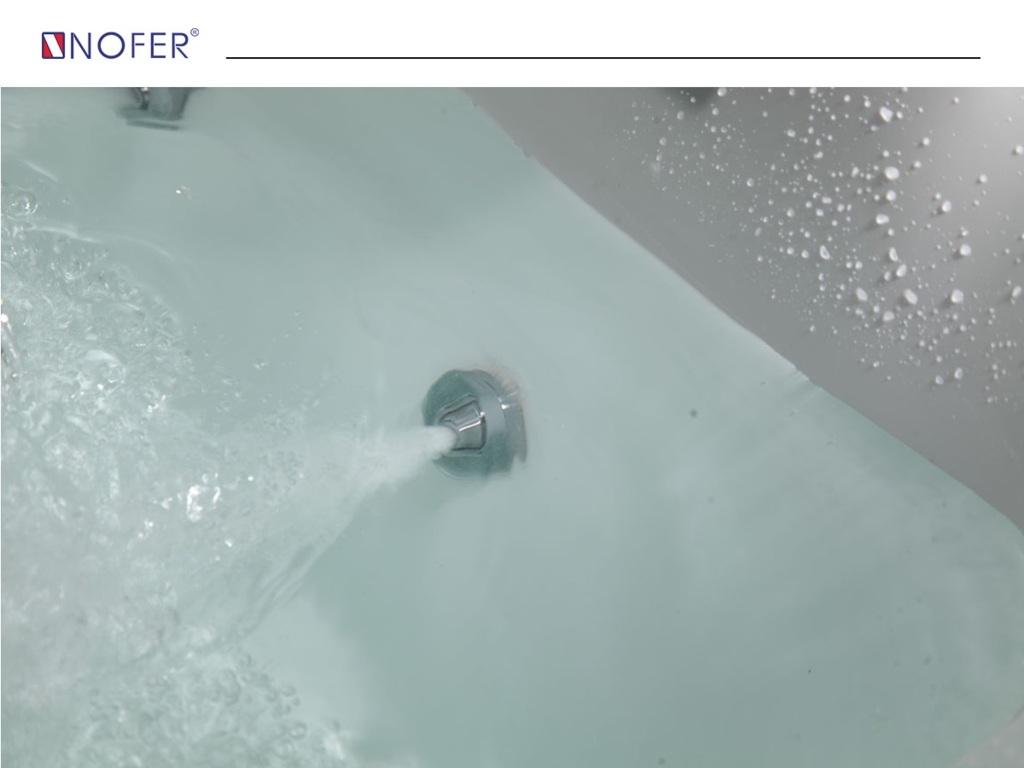 Vòi phun tia nước của hệ thống massage bồn tắm NG-1787D