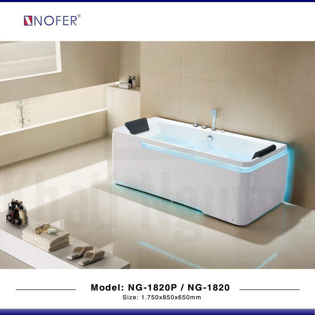 Bồn tắm massage NG-1820