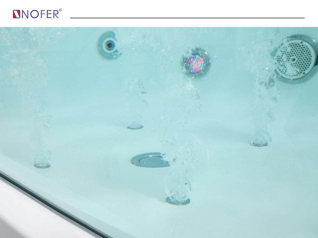 Hệ thống sủi bọt của bồn tắm NG-1822