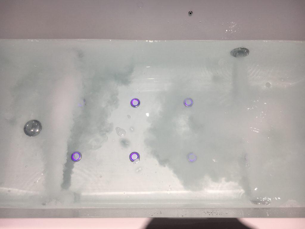 Công nghệ nanomilk của bồn tắm NG-1872