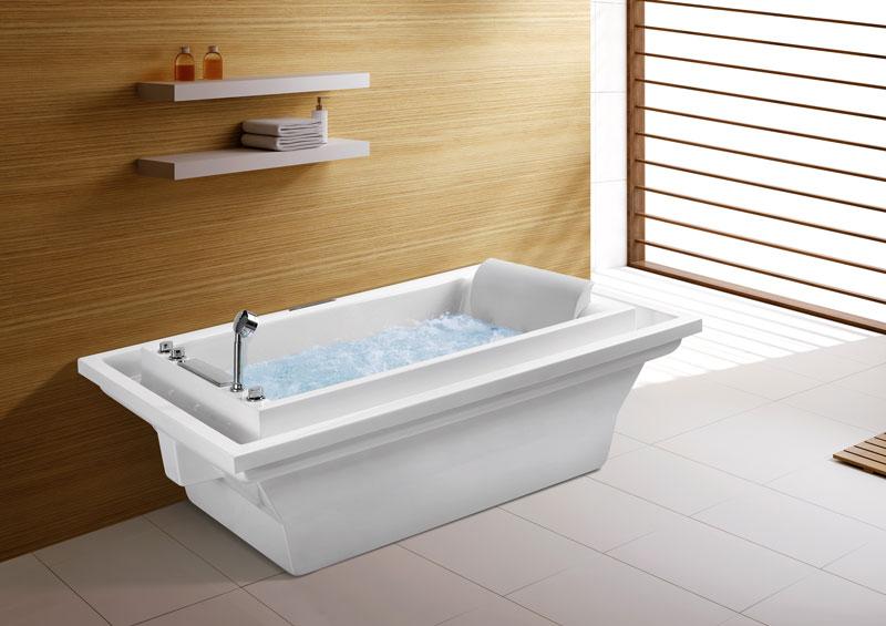 Thiết kế đặt sàn của bồn tắm NG-1910D