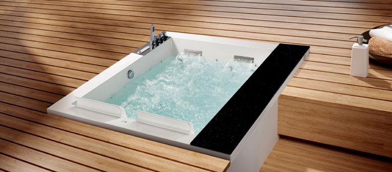Thiết kế âm sàn của bồn tắm NG-1915D