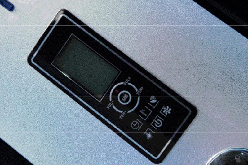 Bảng điều khiển phòng xông hơi NG-2105A