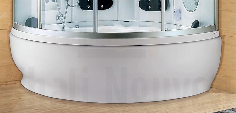 Bồn massage kết hợp với phòng xông hơi NG-2160