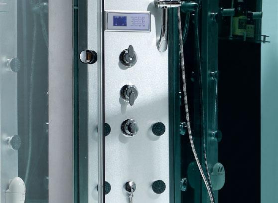 Các chức năng hiện đại của phòng xông hơi NG-2161