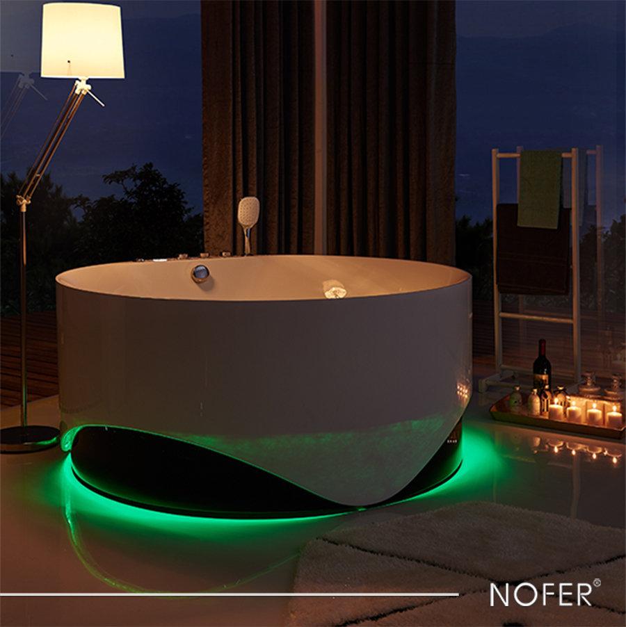 Hệ thống LED ánh sáng của bồn tắm NG-223A