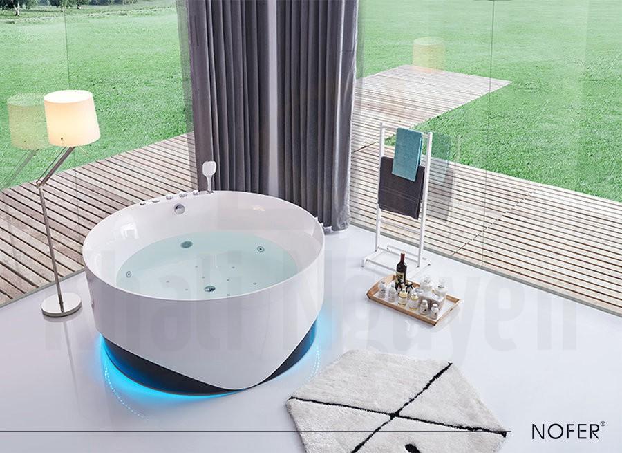 Bồn tắm massage NOFER NG-223A
