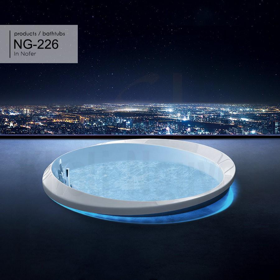 Bồn tắm massage NG-226
