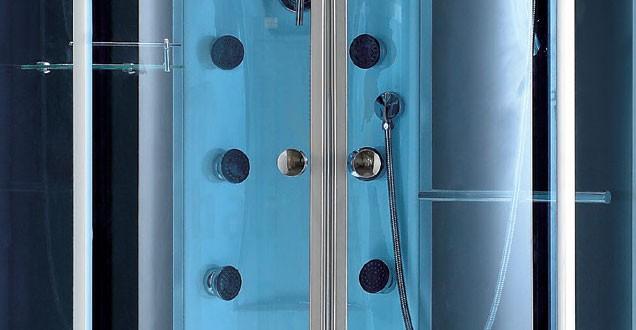 Hệ thống massage bằng các mắt phun tia thủy lực - NG-2950A