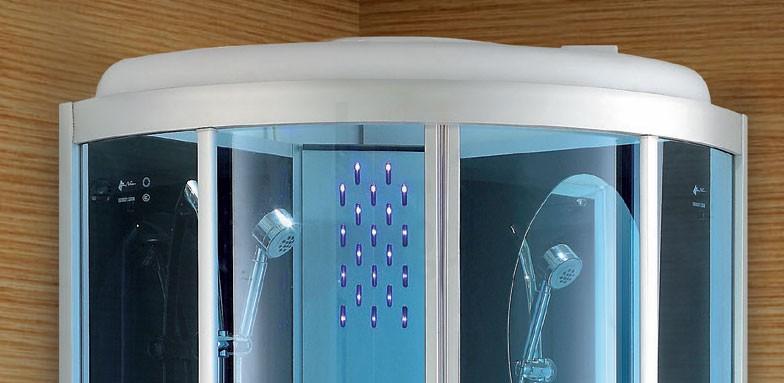 Hệ thống đèn Led của phòng xông hơi NG-2950B
