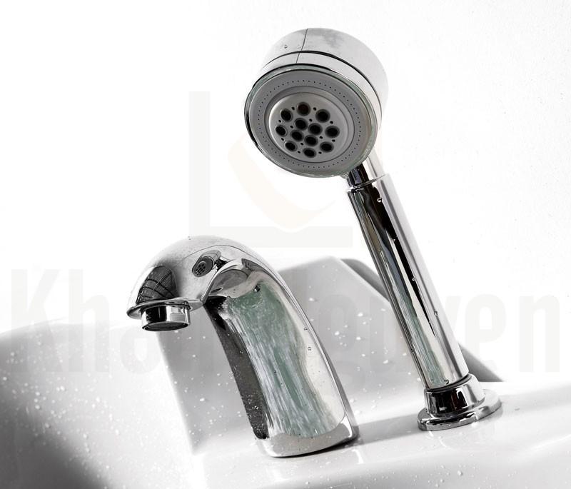 Sen tay và vòi cấp nước cho bồn tắm NG-3150D