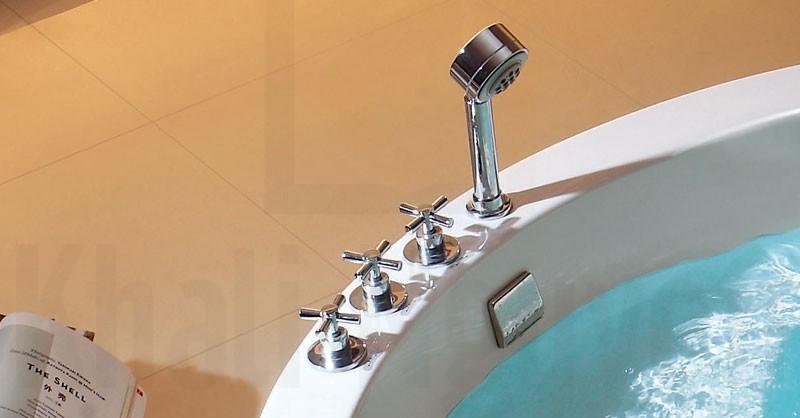 van điều chỉnh của bồn tắm massage NG-3610D