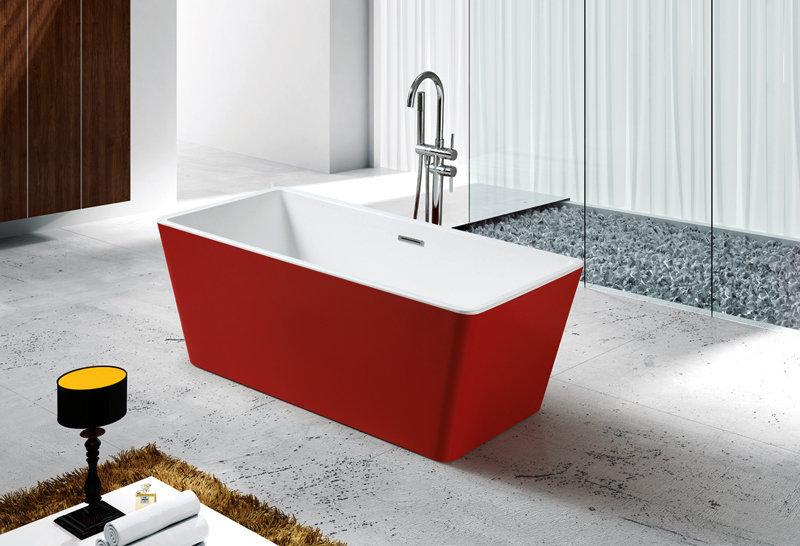 Bồn tắm NG-3638/ 3638 PLUS màu đỏ
