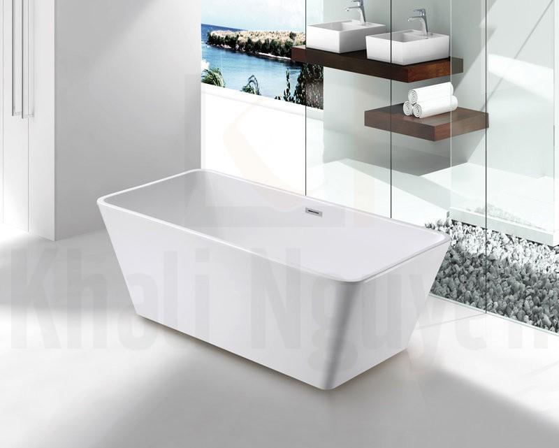 Bồn tắm NG-3638/ 3638 PLUS màu trắng