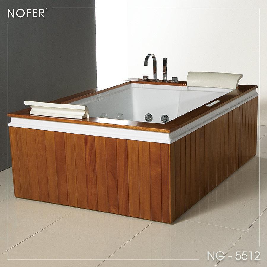Bồn tắm Massge NOFER NG-5512