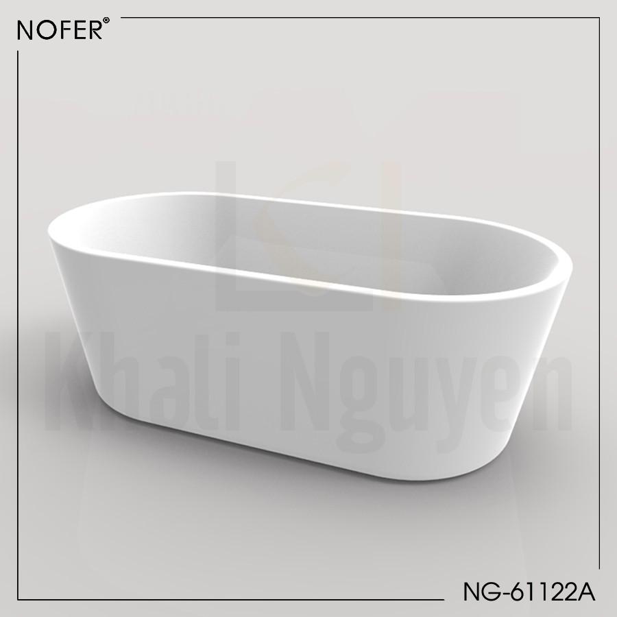 Hình ảnh tổng thể bồn tắm NOFER NG-61122A