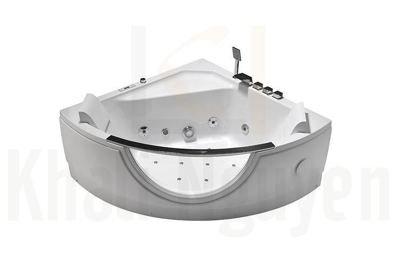 Hình ảnh tổng quan bồn tắm massage NG-62118M-LUX