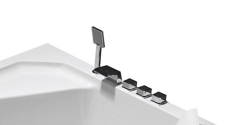 Hệ thống vòi sen bồn tắm massage NG-62118M-LUX