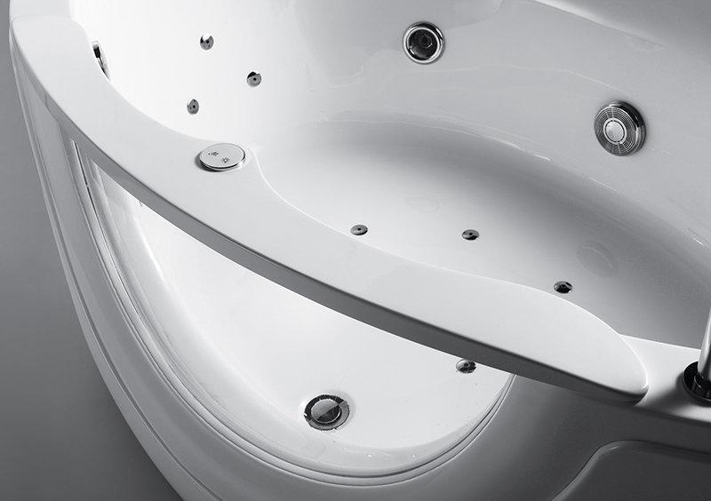 Thiết kế đặc biệt từ bồn tắm massage NG-65103/65103A