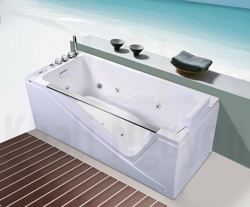 Hình ảnh tổng thể bồn tắm massage NG-65108