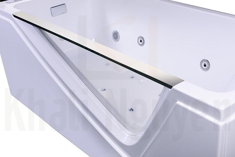 Thiết kế đầy lạ mắt của bồn tắm massage NG-65108