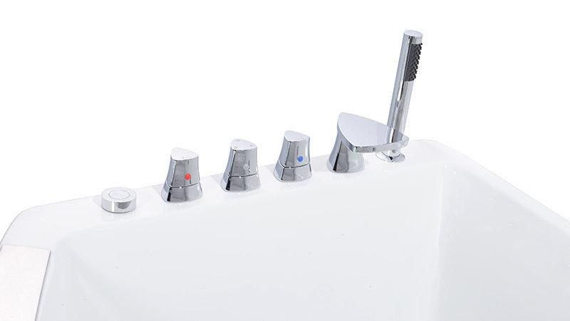 Hệ thống điều khiển kèm sen của bồn tắm NG-65109B
